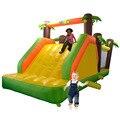 YARD Большие Надувные Слайд Отказов Дом Combo Препятствий Стена Для Скалолазания Детские Игры На Свежем Воздухе
