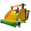 YARD Large Inflatable Slide Bounce House Combo Obstacle Course Climbing Wall Kids Outdoor Games