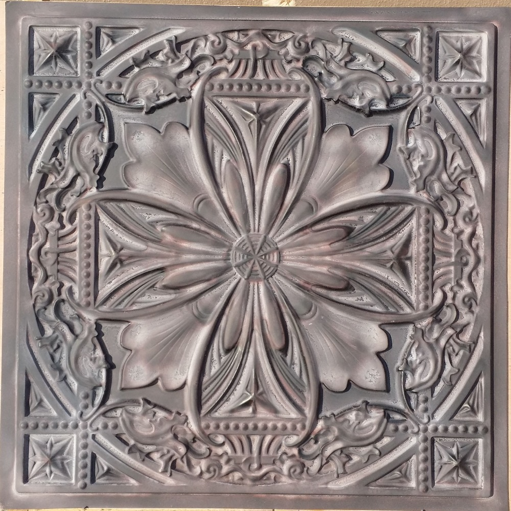 Pl10 faux finishes tin 3d ceiling tiles old wood gray store cafe pl10 faux finishes tin 3d ceiling tiles old wood gray store cafe pub pvc ceiling tiles 10tileslot in decorative films from home garden on aliexpress doublecrazyfo Image collections