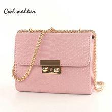 8cac16cd1d2c COOI WAIKER bags famous brand women bags 2016 messenger bag fashion mini  Small bags chain ladies