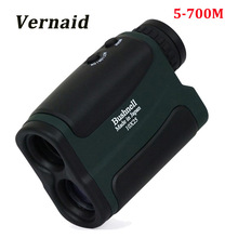 Лидер продаж 700 м bushnell лазерный дальномер 10X25 оптика Монокуляры Охота гольф Открытый дальномер измерительный телескоп