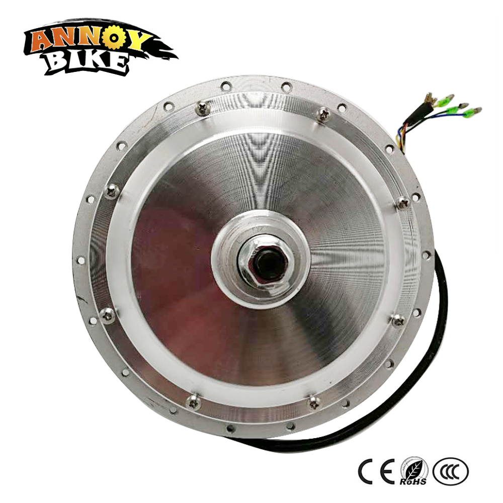 E bike hub motor rear drive Spoke motor wheel 24v/36v/48v Brushless motor bicycle rear wheel motor wheel 200w/250w/300w Bicycle цена