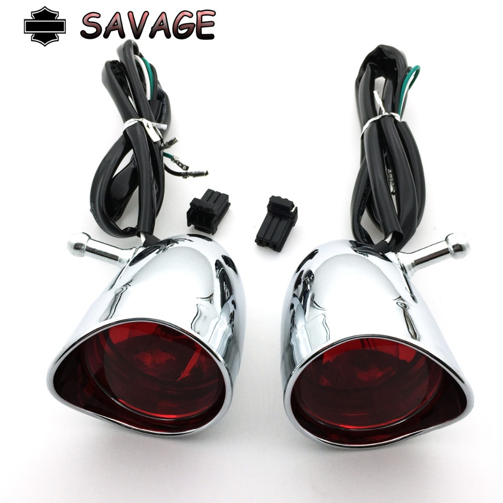Front Visor Trim Ring Turn Signal Light For Harley XL883 XL1200 parts Red LAMP motorcycle accessories front rear turn signal light for harley xl883 xl1200 sportster custom 92 16
