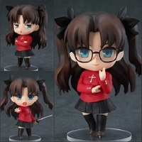 Hot 10cm Fate Stay Night Tohsaka Rin The Holy Grail War Fate Zero Saber Action Figure
