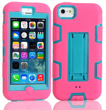 For Apple iPhone 5S Shockproof Protect Case