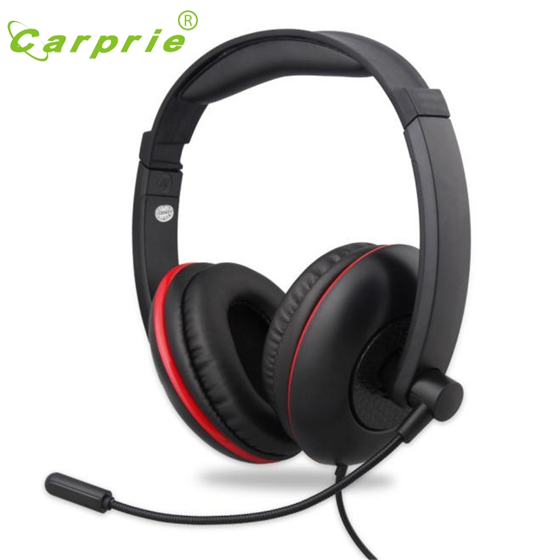 CARPRIE 5 in 1 Wired Gaming Headsets Headphones with Microphone for PS4/PS3/XBOX Feb16 MotherLander