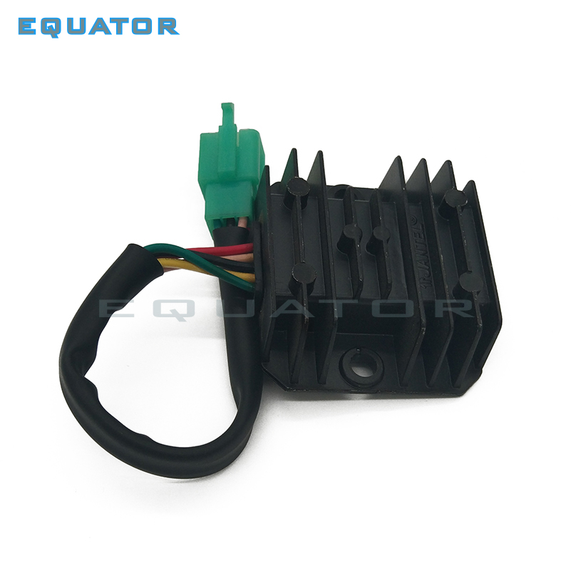 Motorcycle Dirt Pit Bike Parts 5 Wire 5 Pins Voltage Regulator Rectifier Gy6 Moped Scooter Atv Motorcycle Motocross New