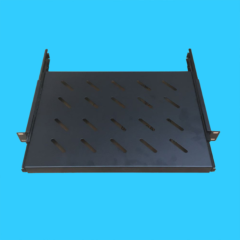 High Quality 19 Inch Standard Network Cabinet Slide Board Keyboard Tray