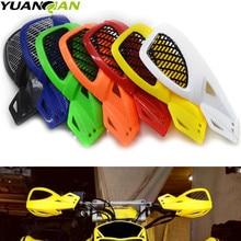 Защита для рук для мотоцикла, защитная накладка для Kawasaki, Suzuki, Honda, Yamaha, KTM, SX, EXC, XCW, SMR, мотоцикла, кроссового мотоцикла, квадроцикла, руль 22 мм
