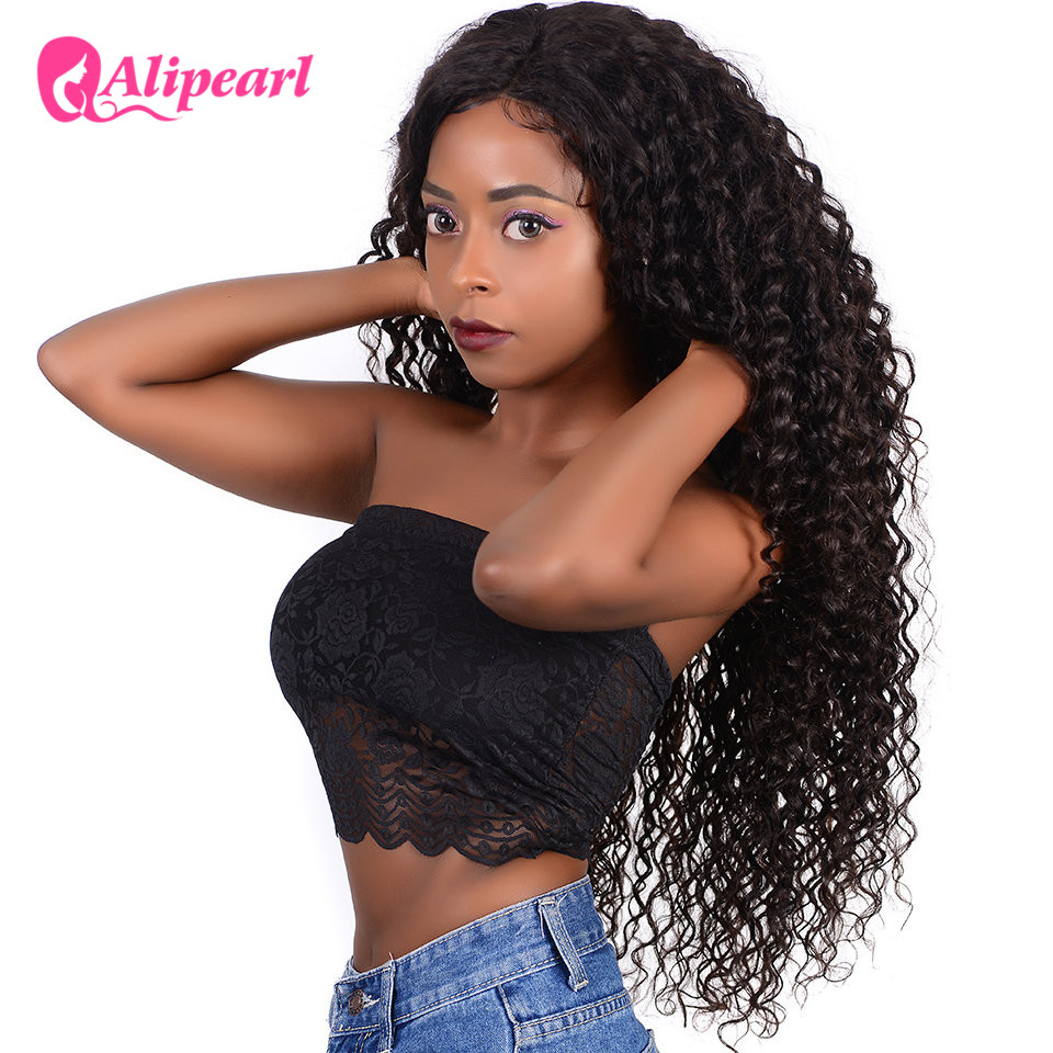 Human Hair Lace Wigs Hair Extensions & Wigs Smart Ali Pearl Lace Front Human Hair Wigs 130 150 180 250 Density Brazilian Straight Human Hair Wigs Pre Plucked Remy Natural Color