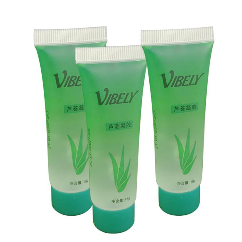 Aloe Vera Gel Acne Remove Vanishing Moisturizing Hydrating Gel Lotion 18g Women Skin care beauty healthy products sample size
