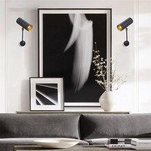 Modern Wall Lamp Bedroom Reading Living Room Wall Light Dining Room Study Mirror Light Bathroom Headboard Wall Lights for Home цены онлайн