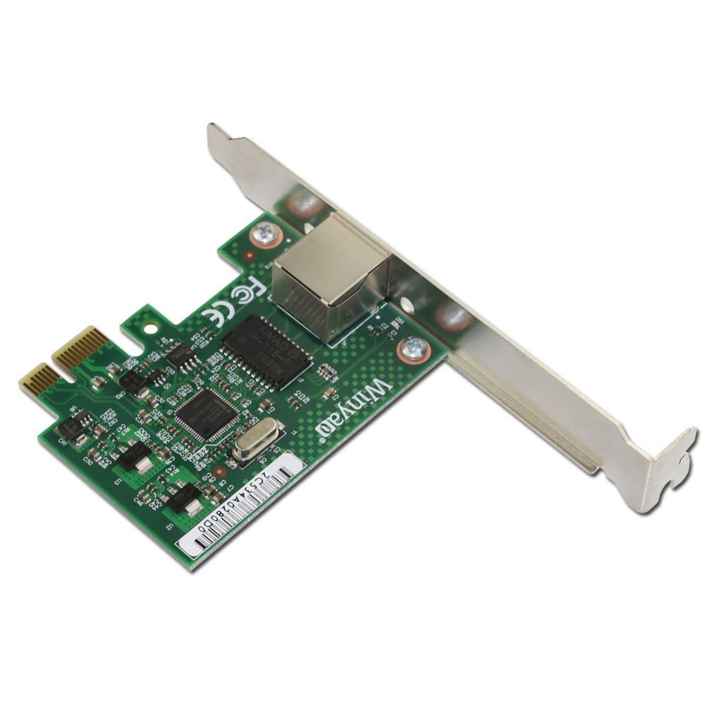 10/100/1000 Mt Rj45 Gigabit Ethernet Pcie Pci-e-netzwerkkarte Server Adapter Nic Für Intel 82574l Expi9301ct/9301ct Durch Wissenschaftlichen Prozess