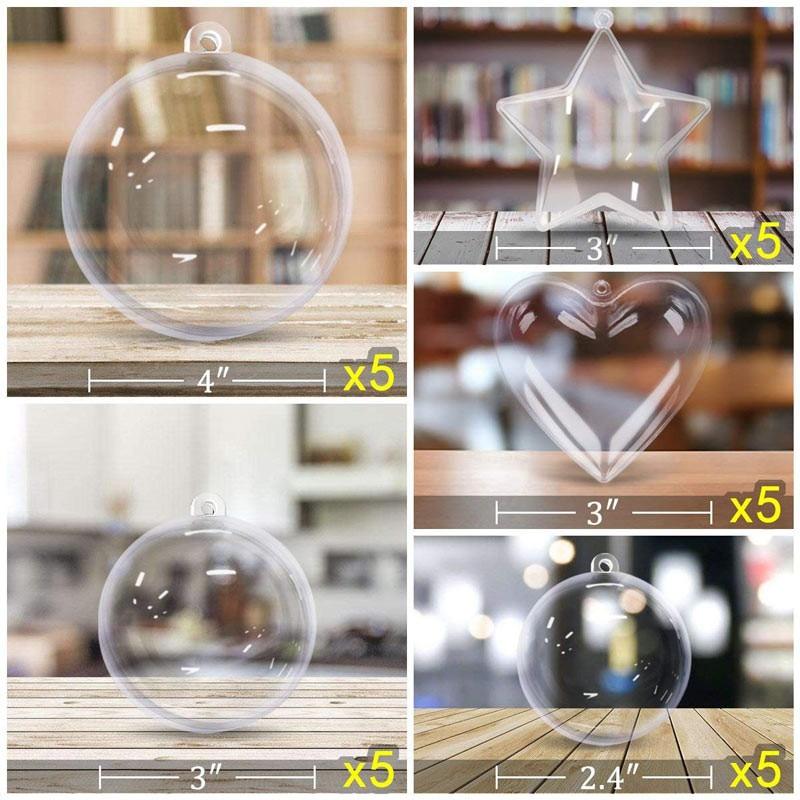 Clear Plastic Balls6