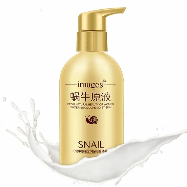 Images 250 ml sérum descargot crème pour le corps nourrissante émulsion hydratante pour le corps améliorer la peau sèche blanchissant Lotion raffermissante soins de la peau