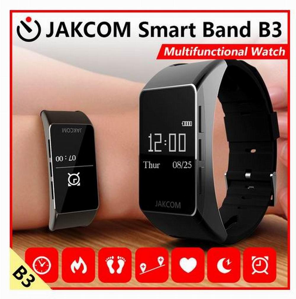imágenes para Fasion pulsera jakcom b3 banda inteligente nuevo producto de relojes inteligentes como relojes telefono moviles facebook pulsera inteligente