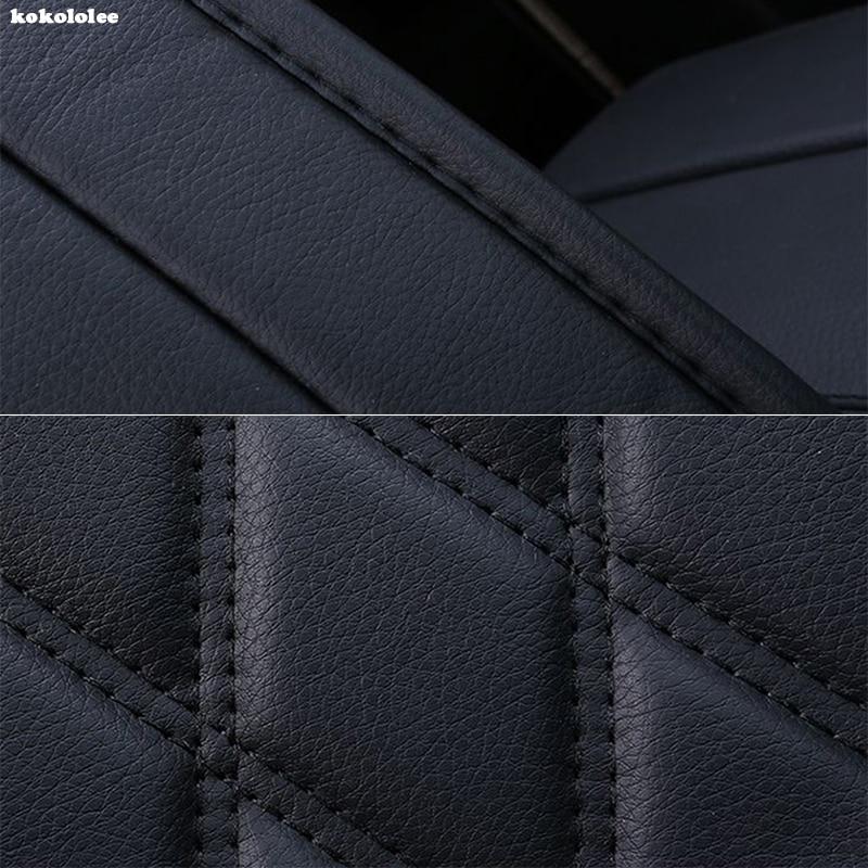 Kokololee puレザーカーシートカバー用双竜xlv korandoでtivolan korandoでactyonレクストン会長kyronオートアクセサリー  グループ上の 自動車 &バイク からの 自動車シートカバー の中 3