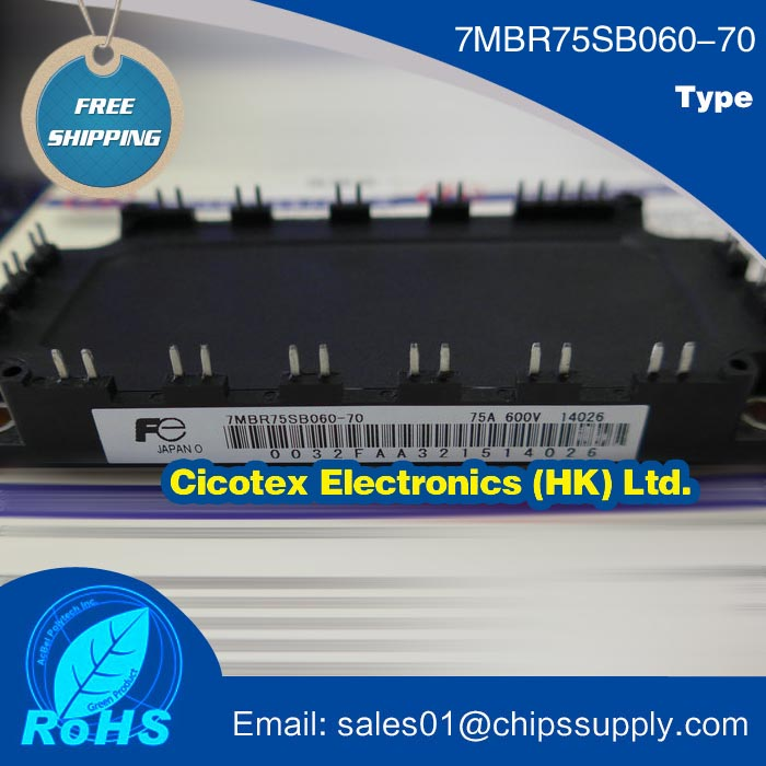 7MBR75SB060-70 75SB060 MODULE IGBT7MBR75SB060-70 75SB060 MODULE IGBT
