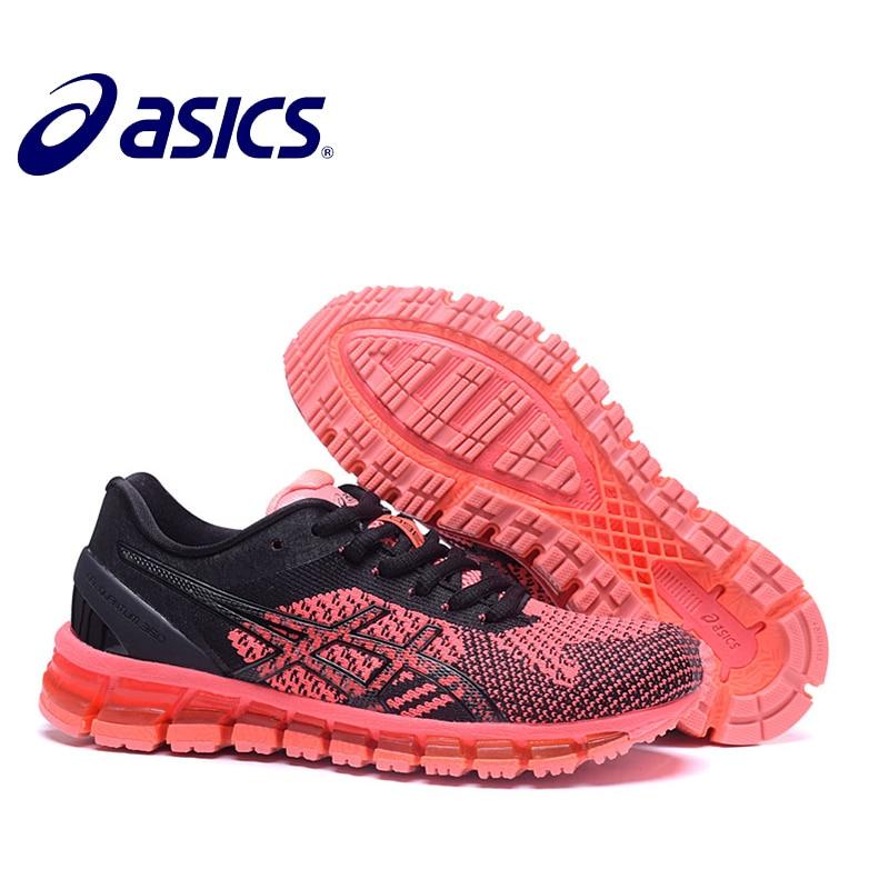 ASICS Gel-Quantum 360 2018 Original New Arrival Sneakers Women's Stability Running <font><b>Shoes</b></font> Sneakers <font><b>Athletic</b></font> Outdoor <font><b>shoes</b></font> Hongniu
