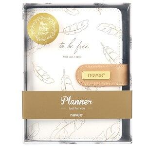 Image 5 - Mai Oro Piuma Serie A6 Notebook e Riviste Diario Personale Agenda Organizer Settimanale Planner Regalo Materiale Scolastico di Cancelleria