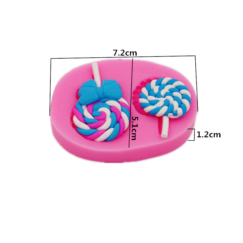 Butterfly Lollipop Sugar Sugar Cake Silicone Mold Handmade Chocolate Craft Mold DIY Baking Gadgets Cake Dessert Decorative Mold in Cake Molds from Home Garden