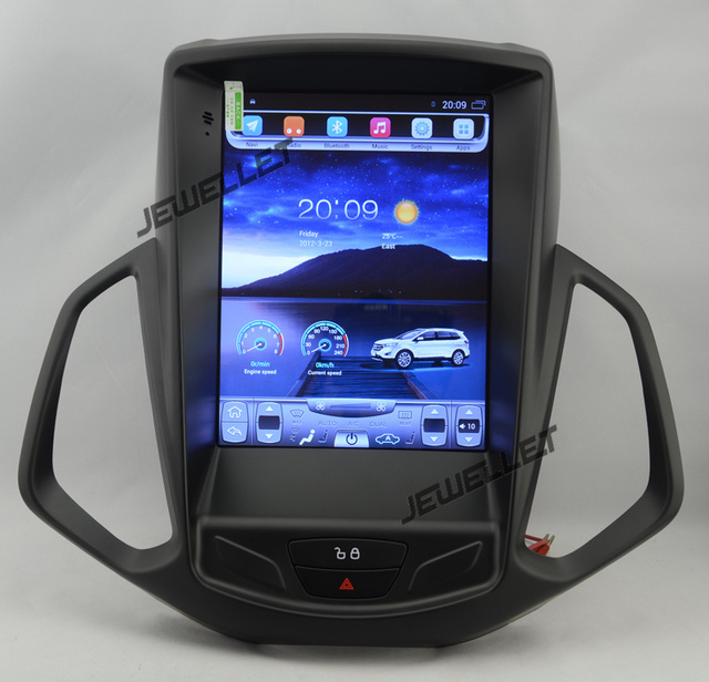 """10.4"""" tesla style vertical screen android 6.0 Quad core Car GPS radio Navigation for Ford Ecosport 2013-2017"""