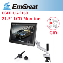 Cheapest UGEE UG-2150 21.5″ IPS Monitor 1920×1080 HD Display Graphic Tablet Drawing Board Touch Screen Digital Pen +Desk Mount Stand+GIFT