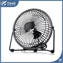 good quality USB Ventilator 360 Rotate Metal Mini Fan Portable Cooler Cooling Desktop Power PC Laptop Desk Fan