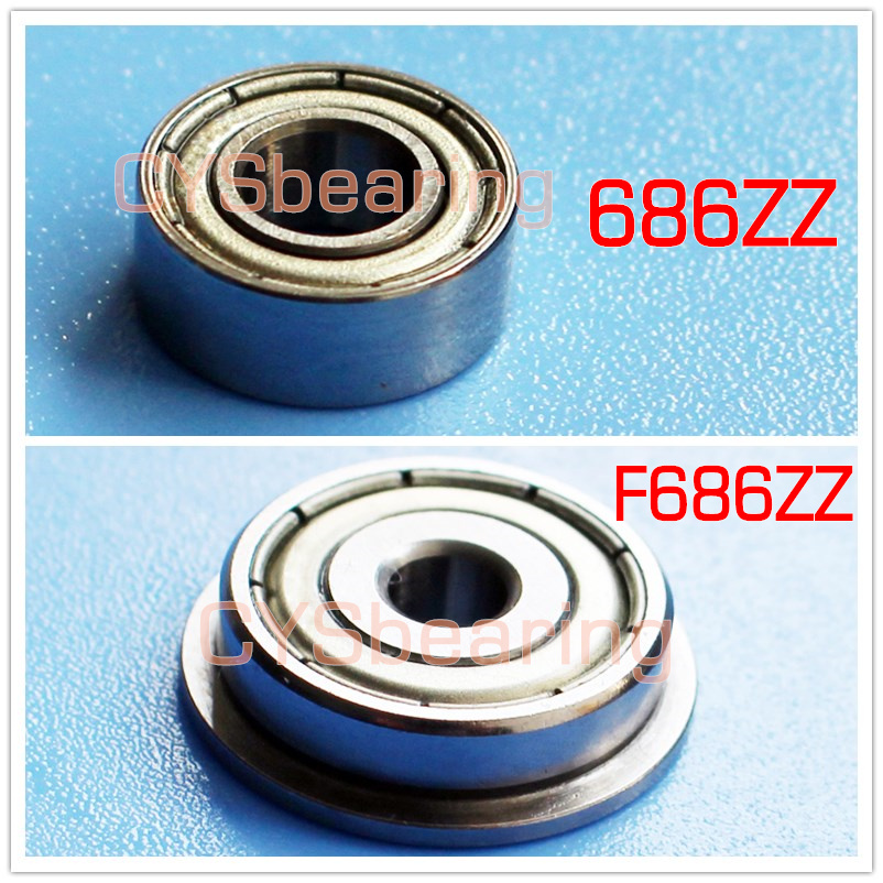 440C Stainless Steel Ball Bearing Bearings S688ZZ 688ZZ 8x16x5 mm 10 PCS