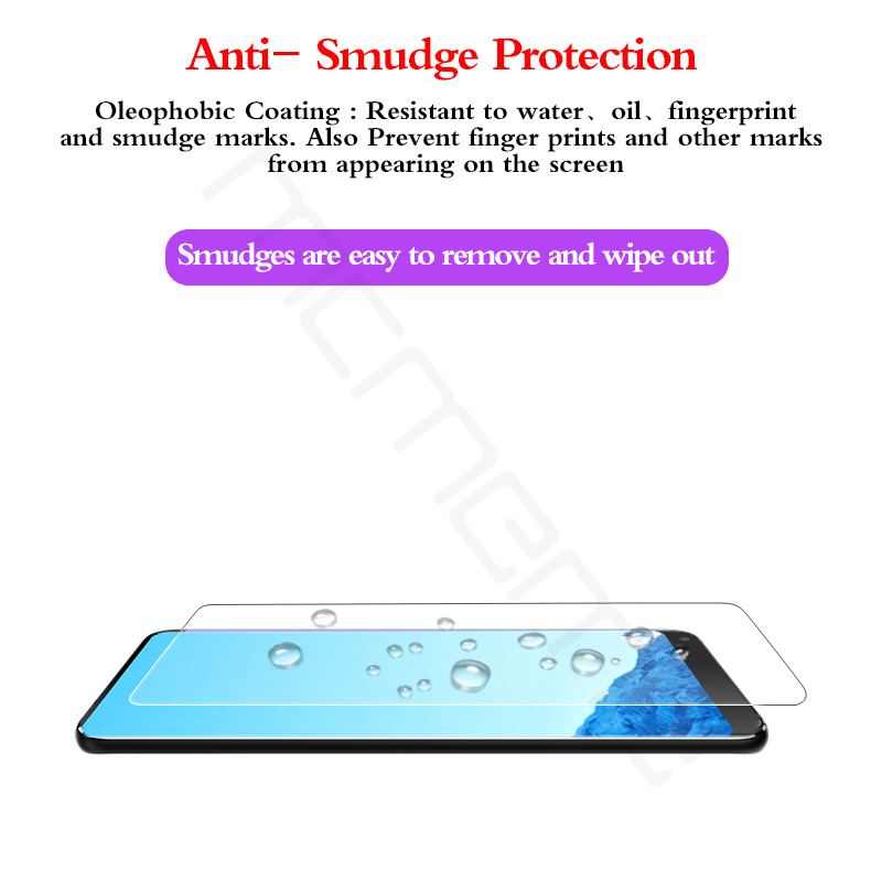 US $2 37 5% OFF|Vkworld S8 Tempered Glass 9H 2 5D Anti Knock Scratch Proof  Screen Protector Glass Film For vkworld s8 High quality Glass-in Phone