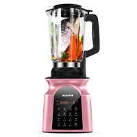 220V AUX 2000ML Electric Juicer Automatic Heating Cooking Machine Fruit Juice Soybean Milk Maker With Timer