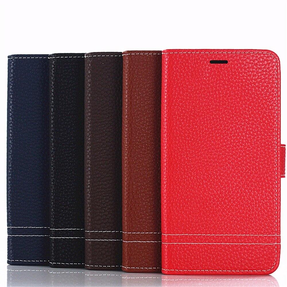 Luxury Lichi <font><b>Skin</b></font> Flip PU <font><b>Leather</b></font>+Wallet <font><b>Cover</b></font> For Xiaomi Redmi 4X/5A/5 Plus/Note 4 4X 5A High Quality Book <font><b>Stand</b></font> <font><b>Card</b></font> <font><b>Slot</b></font> Case