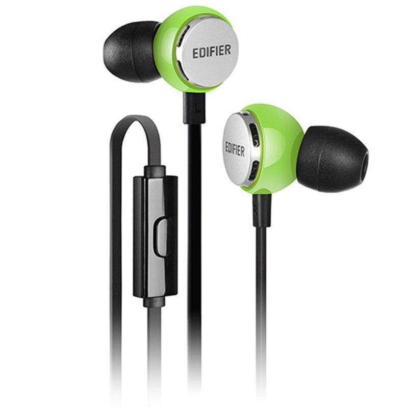 Edifier P293 High Quality In Ear Earphone IEM Monitor Headset Cellphone Earphone with Micphone