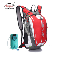 Brand Cycling Backpack MTB 18L Bicycle Bag Outdoors Sport Backpacks Bike Bicycle Cycling Bag Riding Backpack