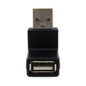 Image 5 - 2 teile/los USB 2.0 Typ A Buchse Auf Typ B Männlich USB Drucker Adapter Koppler Kabel Konverter Stecker USB 2.0 Männlichen Adapter kabel