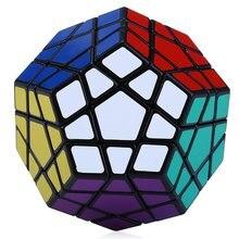 Hot vente 12-side magie cubes éducation jouet IQ Brain Teaser vitesse de formation magnétique de haute qualité en plastique Cubo balle comme cadeaux