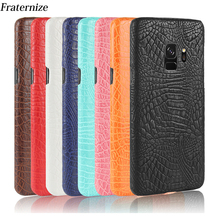 Luxury Crocodile pattern Leather Case For Samsung
