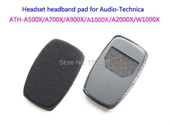 Headset headband pad for Audio-Technica ATH-A2000X ATH-A1000X ATH-A900X ATH-A700X ATH-A500X ATH-W1000X headset accessories
