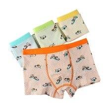 Wholesale 2pcs lot Kids Underwear Cartoon Planes Pattern Boys Boxers Briefs Children Cotton Underpants Soft Shorts