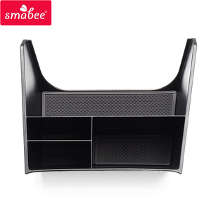 Image 4 - Smabee Car Center Console Box For Hyundai Creta 2014 ~ 2019 IX25 Accessories Central Multifunction Storage Pallet Container Box