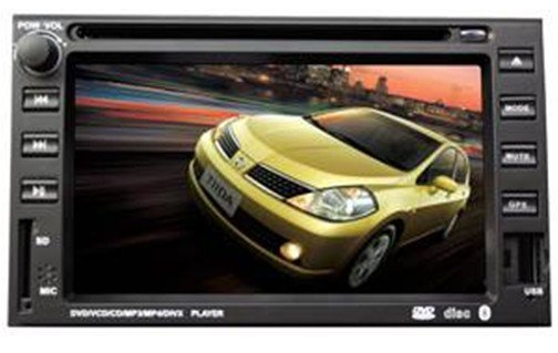 Car DVD player for BUICK old EXCELLE  with DVD, Radio, Bluetooth, IPOD, USB