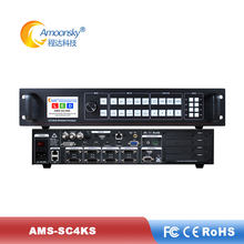 4k*2k ultra HD 4K input video processor multi window splicing processor support linsn novastar for p2.5 p3.91 big led screen