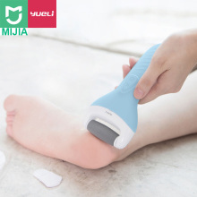 Xiaomi Yueli электрическая пилка для ног для удаления омертвевшей кожи перезаряжаемая Водонепроницаемая IPX7
