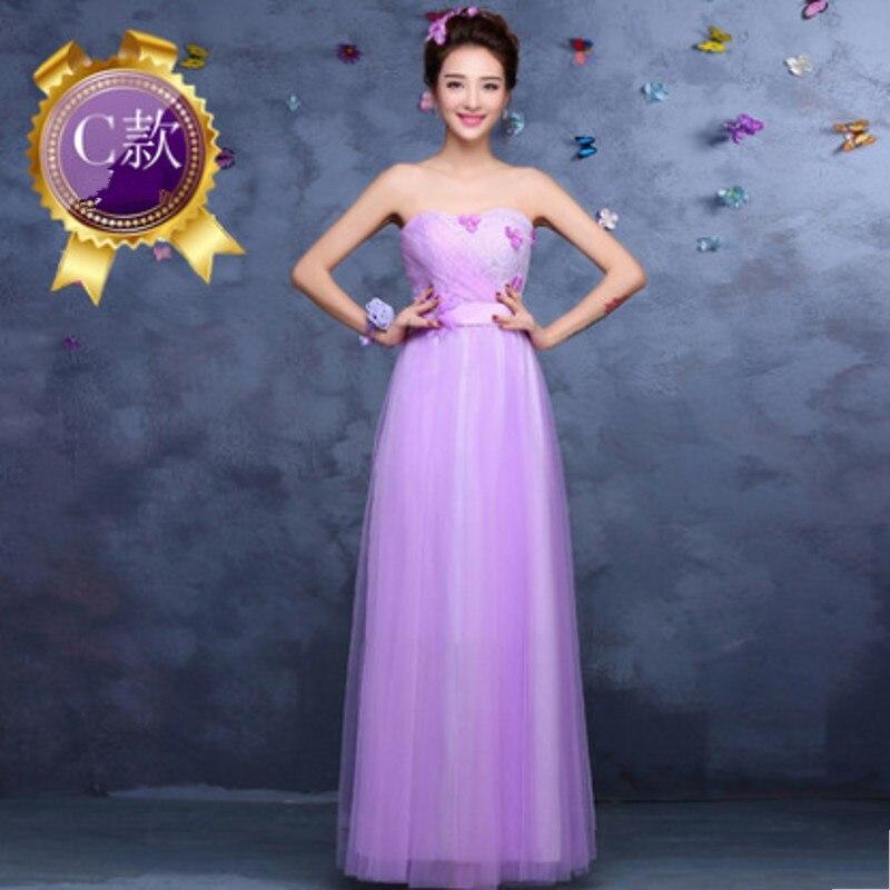 Lujo Diseñador De Vestidos De Dama De Honor Junior Ideas Ornamento ...