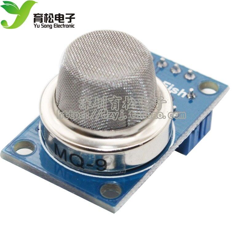 Module MQ-9 Carbon Monoxide Combustible Gas Sensor Detection Alarm Module
