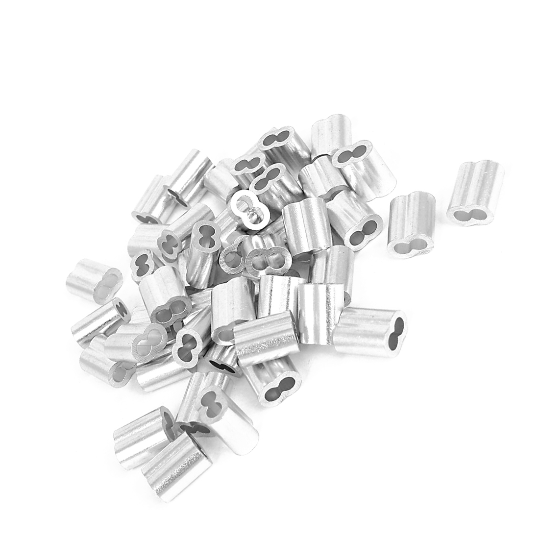 Wsfs Hot 5 32 Inch Wire Rope Aluminum Sleeves Clip