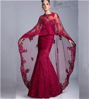 Elegant-Lace-Wedding-Jacket-Wrap-Bolero-Mariage-Bolero-Lace-Cape-Wedding-Custom-made-