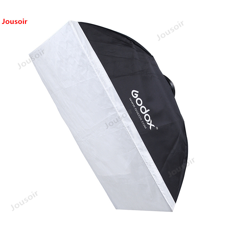 <font><b>Godox</b></font> <font><b>60</b></font>*<font><b>90</b></font> Square softbox double-layer soft light cloth soft cover Studio lamp flash soft Light prop Accessories CD05 T03 image