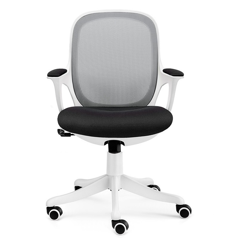 WB#3350 Xi lattice home computer for students learning to write the study desk ergonomic office swivel chair 240337 ergonomic chair quality pu wheel household office chair computer chair 3d thick cushion high breathable mesh