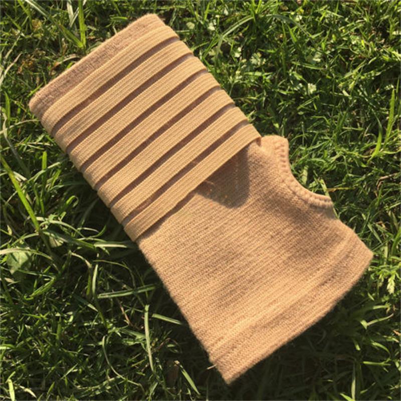 1Pair Sport Hand Palm Support Wrist Sleeve Splint Bandage Brace Wrap Pain Relief